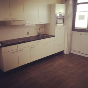 keuken en vloerbedekking