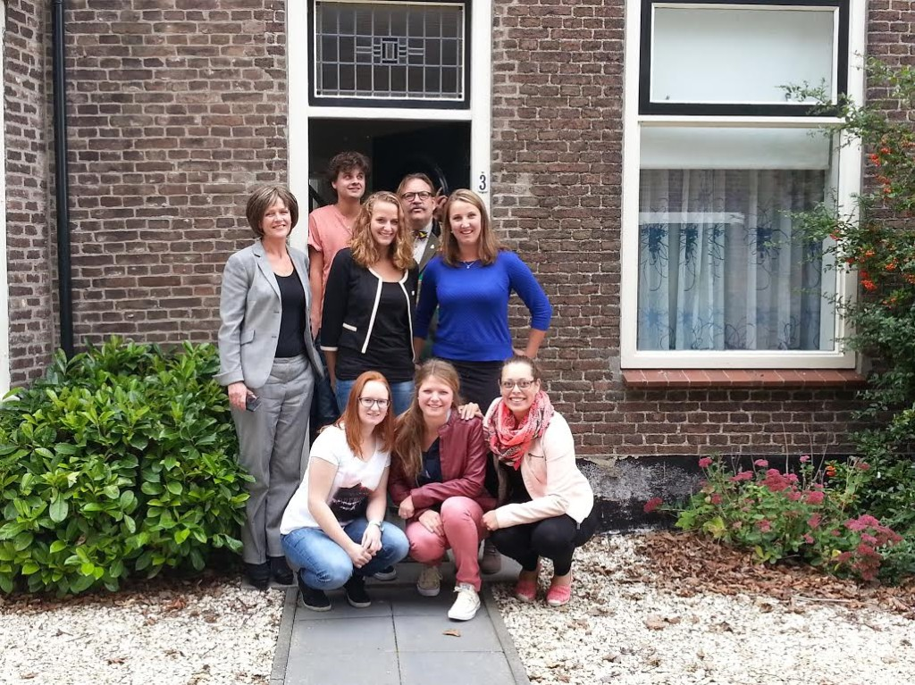 studenten HZ verpleegkunde