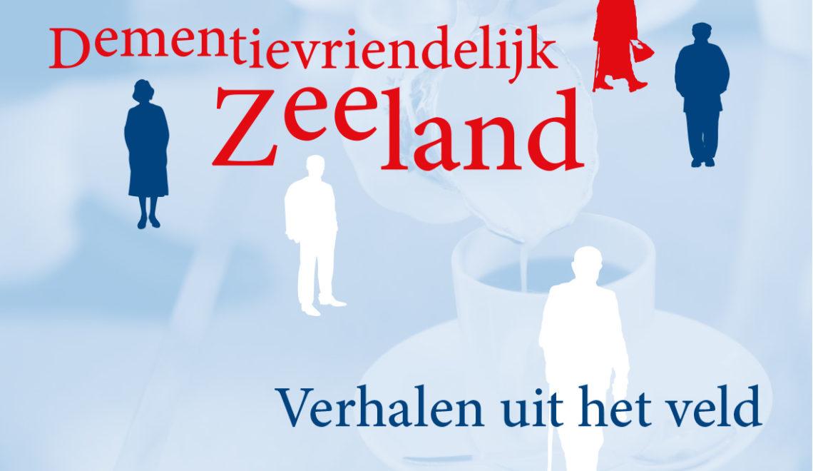flyer dementievriendelijk Zeeland